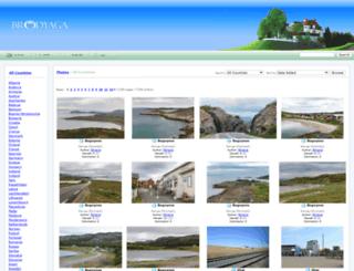 brodyaga.com screenshot