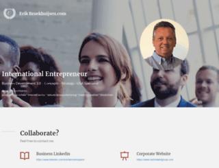 broekhuijsen.com screenshot