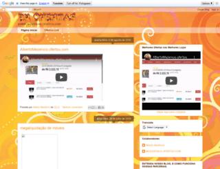 broferta.blogspot.com.br screenshot