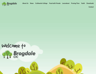 brogdalecic.co.uk screenshot