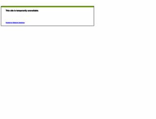 brokenbowlakecabins.com screenshot
