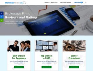 brokerage-review.com screenshot