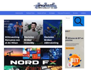 brokerdeforex10.com screenshot