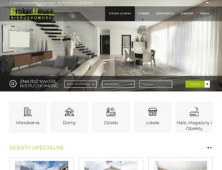brokerhouse.pl screenshot