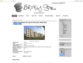 brokingstone.blogspot.com screenshot