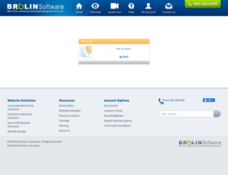 brolinsoftware.com screenshot