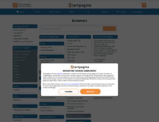 brommers.pagina.nl screenshot