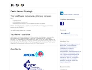 bronchitis.com screenshot
