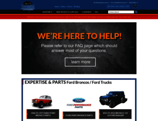 broncograveyard.com screenshot