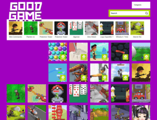 bronk.goodgame.co.in screenshot