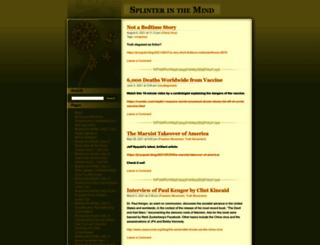 brontebaxter.wordpress.com screenshot