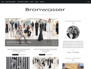 bronwasserwoman.nl screenshot