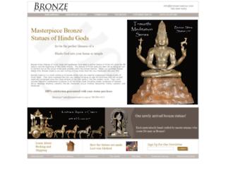 bronzecreative.com screenshot