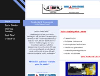brookeandskye.com screenshot
