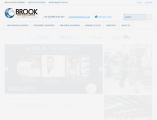 brookfood.co.uk screenshot