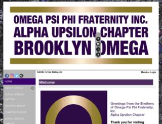 brooklynomega.org screenshot