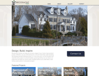 brookmontllc.com screenshot