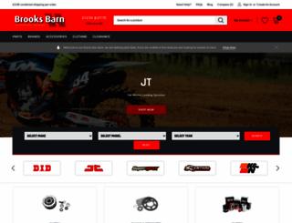 brooksbarn.co.uk screenshot