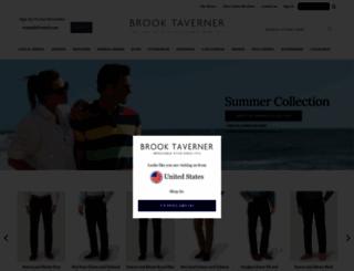 brooktaverner.co.uk screenshot