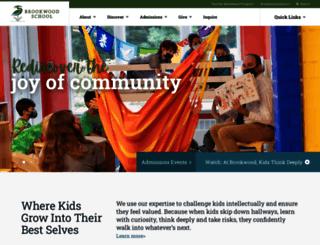 brookwood.edu screenshot