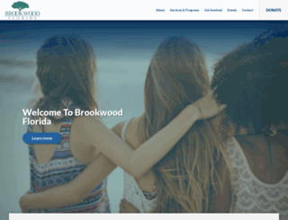 brookwoodflorida.org screenshot
