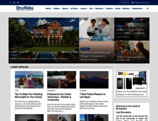 broowaha.com screenshot