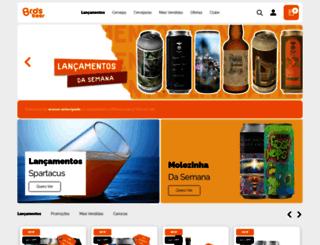 brosbeer.com screenshot