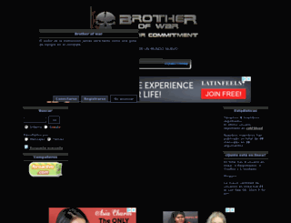 brother-of-war.invision-foro.net screenshot