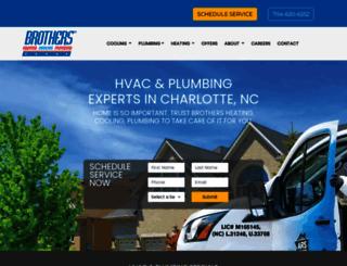 brotherair.com screenshot