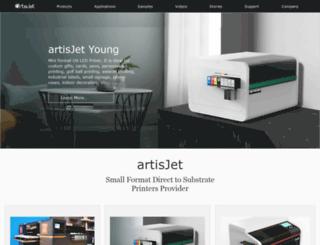 brotherjet.com screenshot