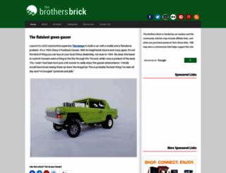 brothers-brick.com screenshot
