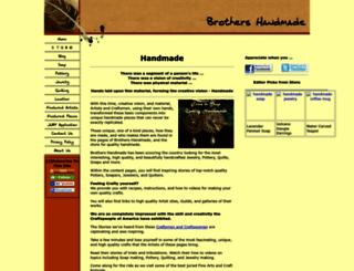 brothers-handmade.com screenshot