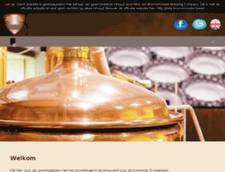 brouwerij-rodenburg.nl screenshot