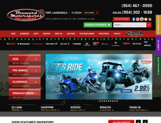 browardmotorsportsftlauderdale.com screenshot
