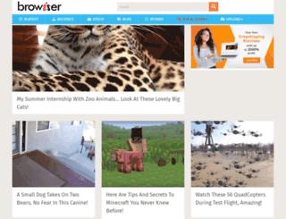 browiser.com screenshot