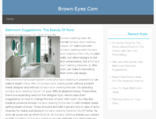 brown-eyez.com screenshot