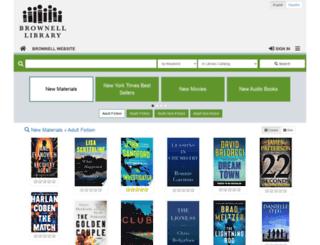 brownell.kohavt.org screenshot