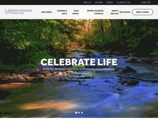 brownmcgehee.com screenshot