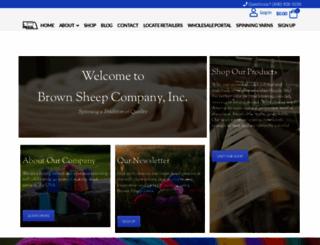 brownsheep.com screenshot