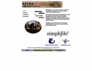 browntech.com screenshot
