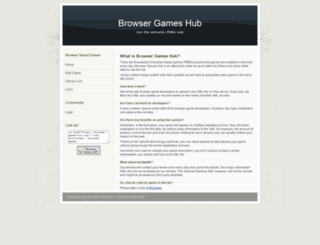 browser-games-hub.org screenshot