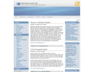 browser-handy.de screenshot
