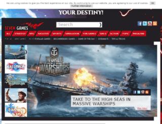 browsergamez.com screenshot