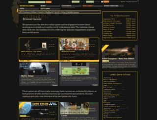 browsermmorpg.com screenshot