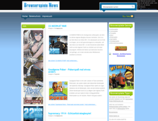 browserspiele-news.de screenshot