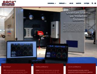 brox.com.tr screenshot