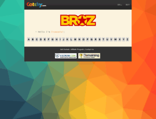 broz.com screenshot