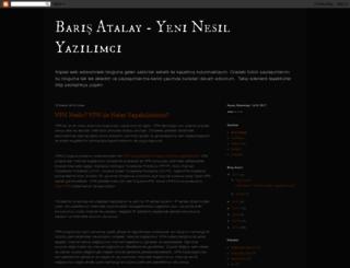 brsatalay.blogspot.com.tr screenshot
