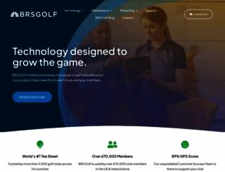 brsgolf.com screenshot