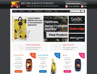 brtfireandrescue.com.au screenshot